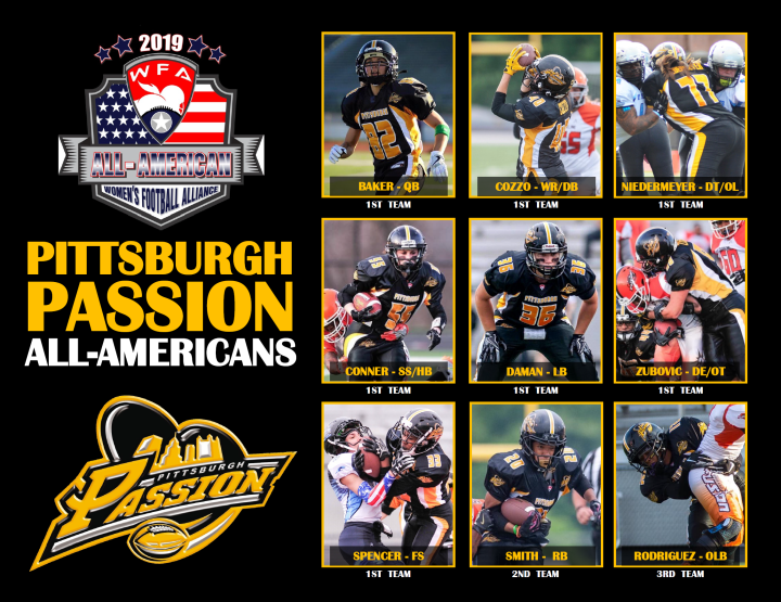 2019 Passion All Americans